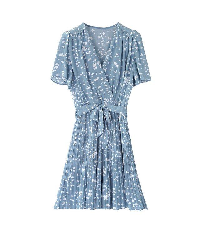 Yuna Dots Dress