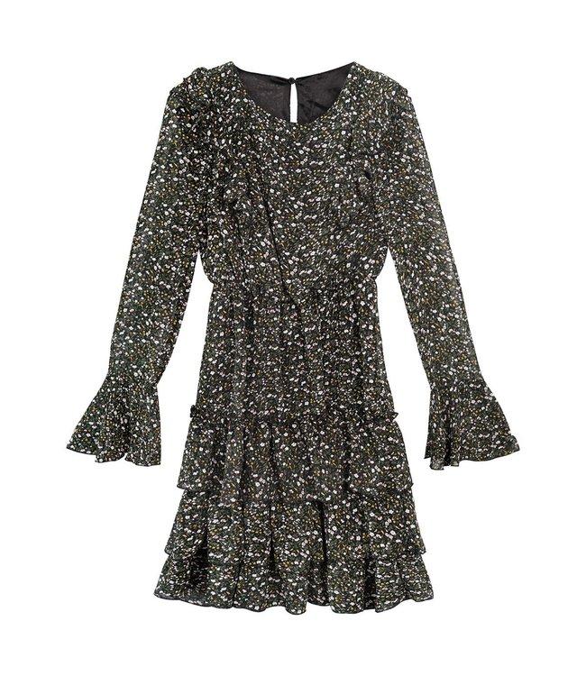 Lenna Flower Dress