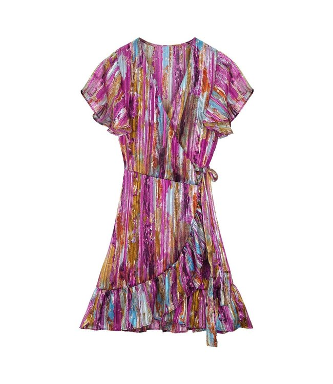 Colorful Dress / Purple