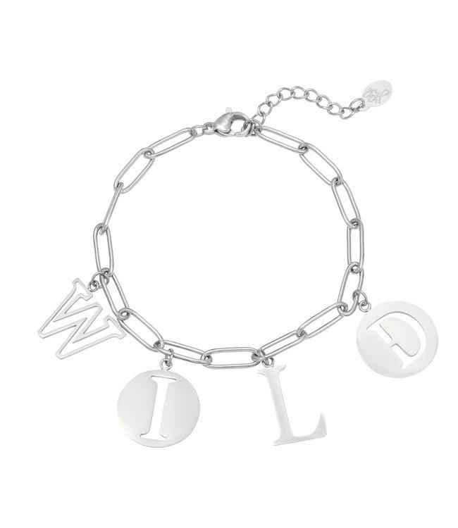 Wild Word Bracelet