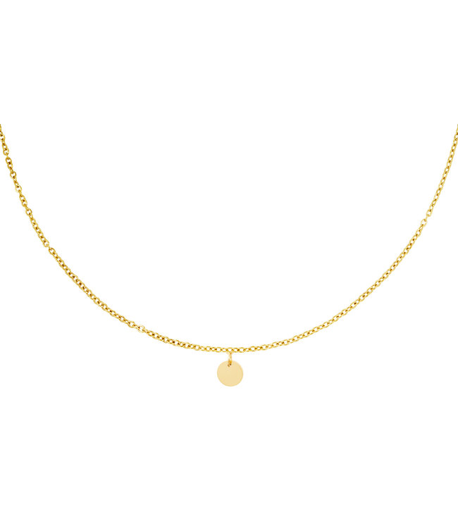 Little Coin Necklace