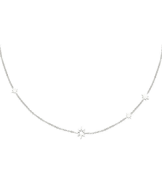 Lustrous Star Necklace