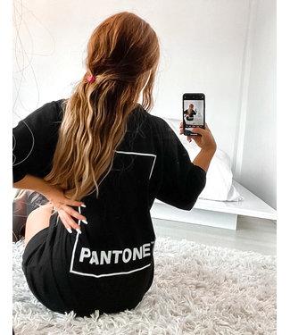 Pantone Shirt / Black