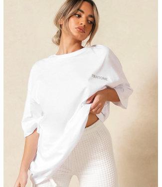 Pantone Shirt / White