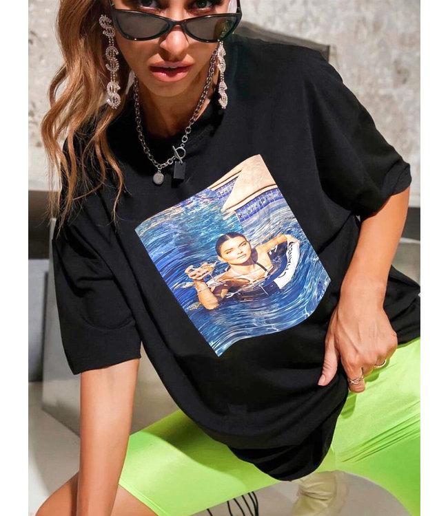 Kylie Shirt / Black
