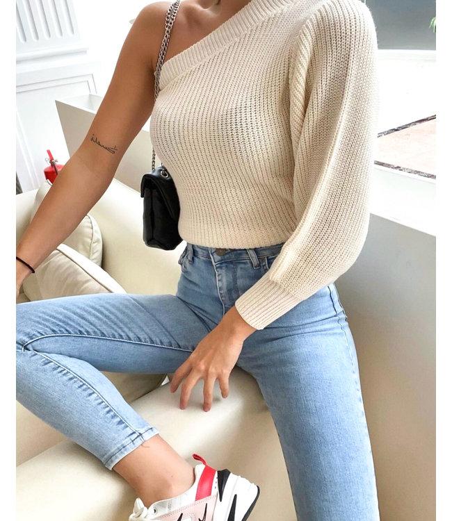 Tamara Sweater / Beige