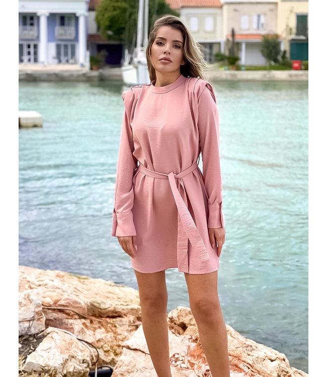 Nina Dress / Pink