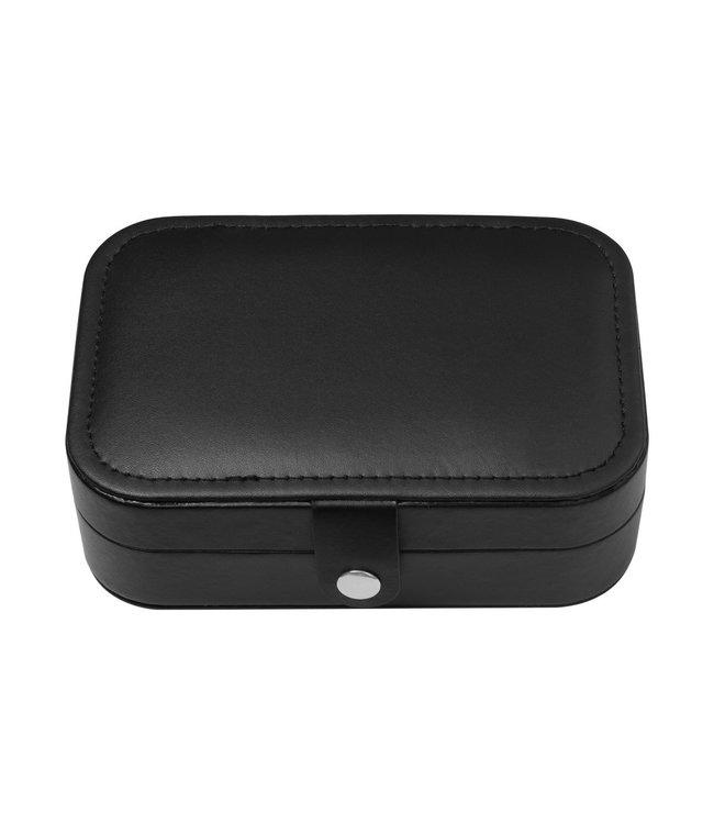 Travel Jewelry Box / Black