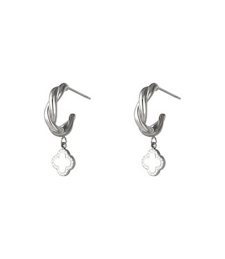Clover Twist Earrings