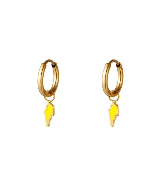 Colorful Charm Earrings