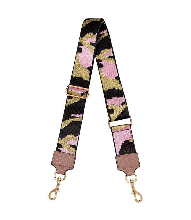 Army Bag Strap / Pink