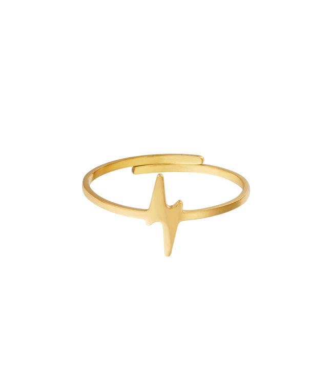 Thunderbolt Ring