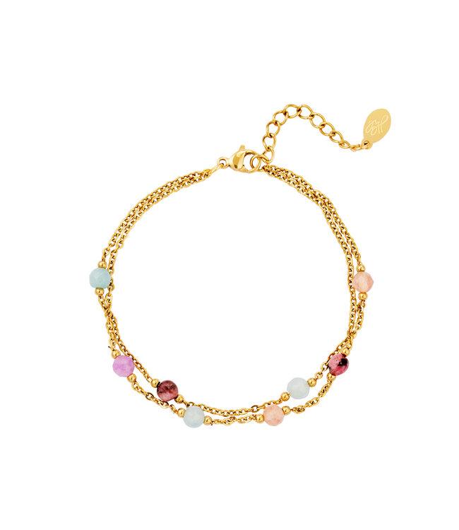 Double Stones Bracelet