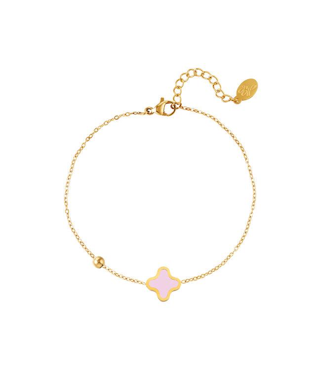One Clover Bracelet