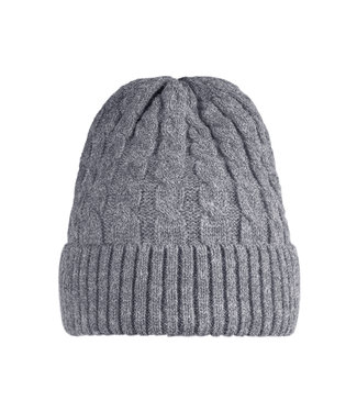 Knitted Hat / Grey