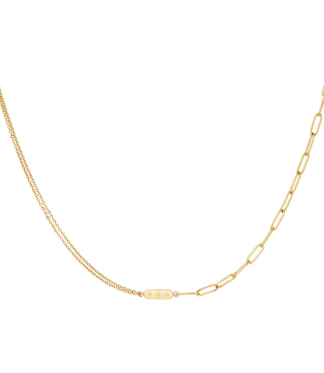 Starry Chain Necklace