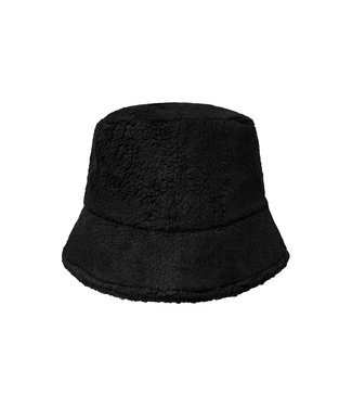 Teddy Bucket Hat / Black