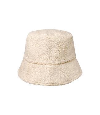 Teddy Bucket Hat / Off White