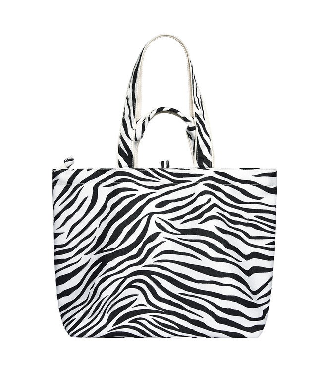 Zebra Carrier Bag