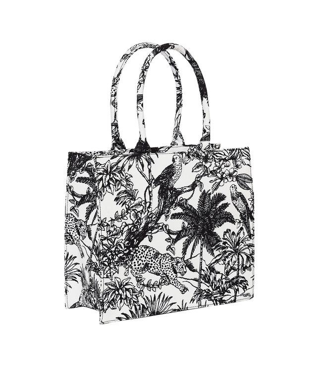 Jungle Shopper Bag