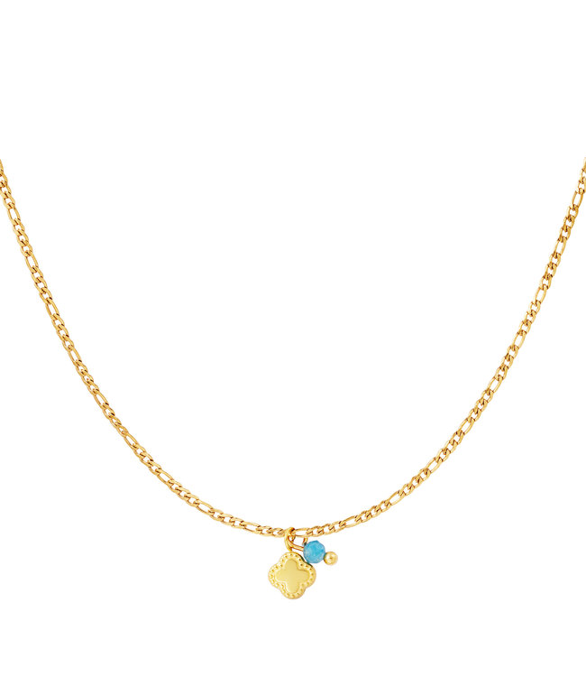 Clover Figaro Necklace