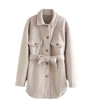 Soft Bow Jacket