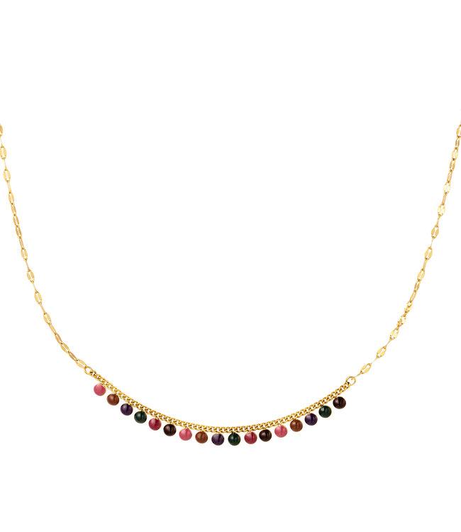 Nature Stones Necklace