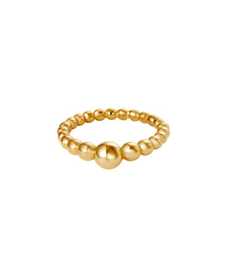 Round Pearls Ring