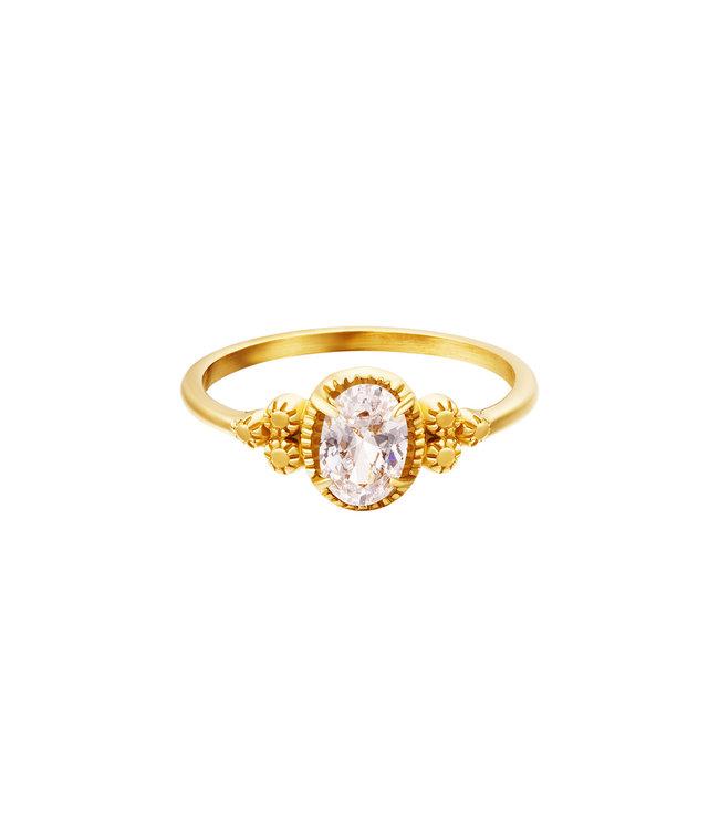 Ismerie Stone Ring