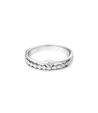 Stone Dots Ring