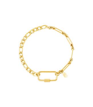 Chunky Rectangle Bracelet
