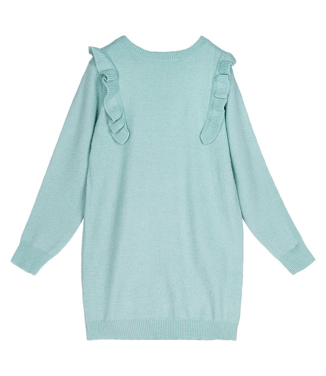 Ruches Dress / Mint