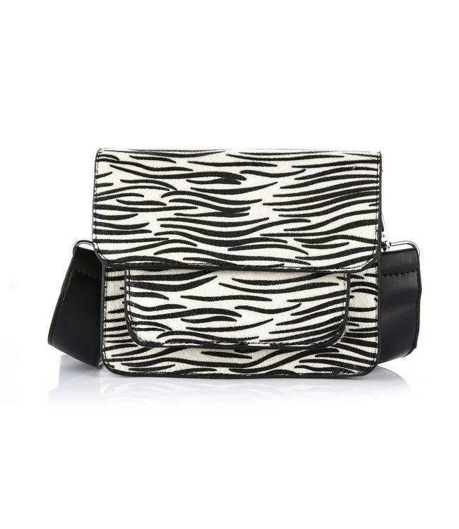 Tiger Bag / White