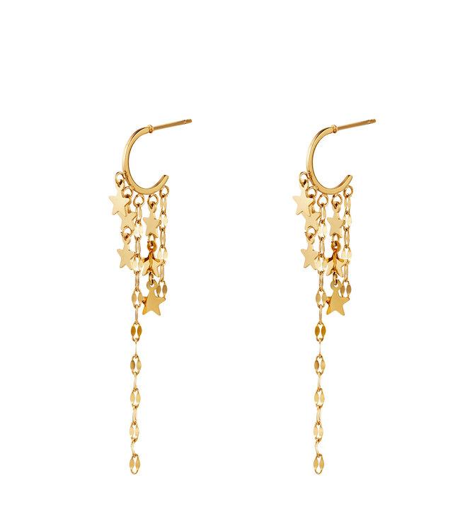 Falling Stars Earrings