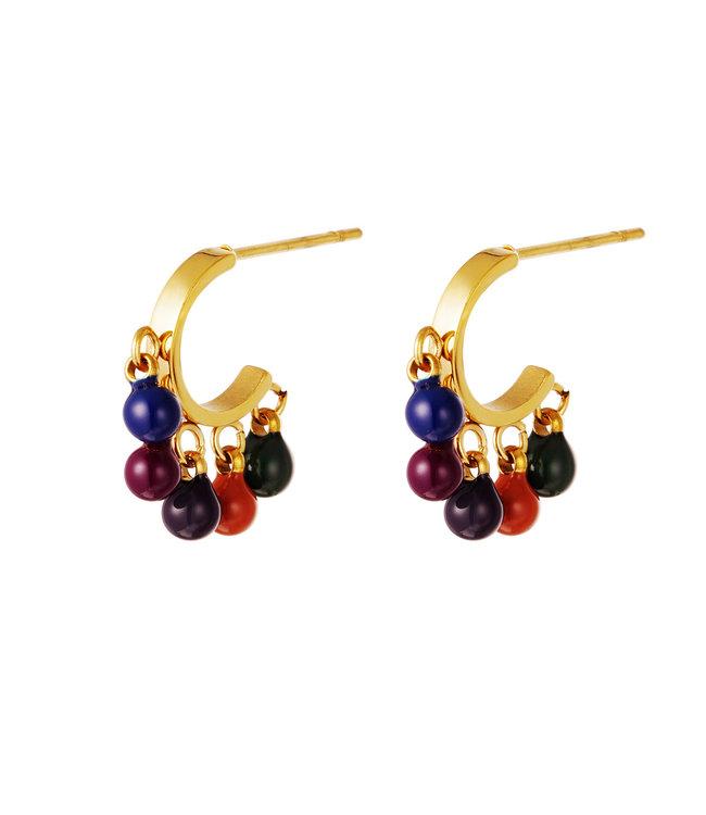Nature Stones Earrings