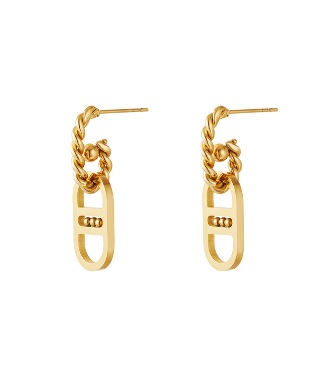 Just Be You Earrings