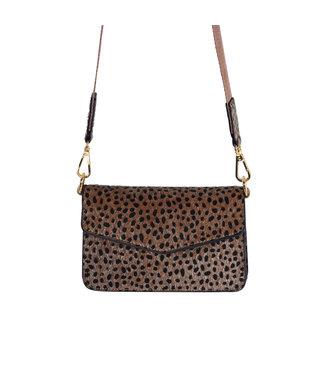 Jungle Spots Bag / Brown