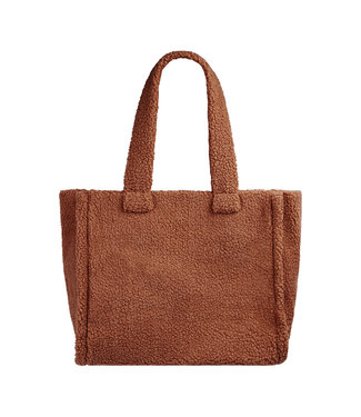 Teddy Shopper Bag / Brown