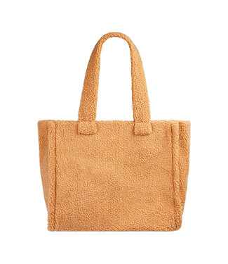 Teddy Shopper Bag / Camel