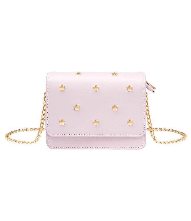 Star Studs Bag / Pink