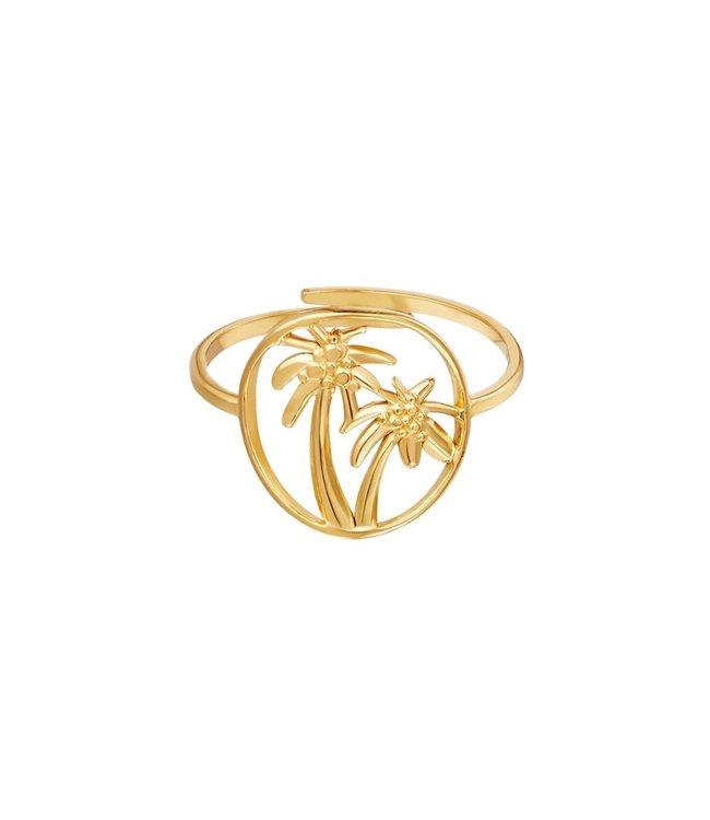 Palmtree Ring