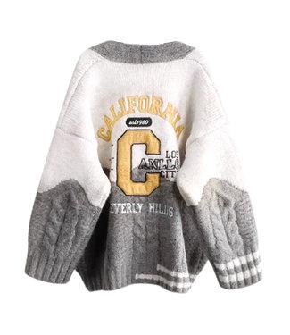 California Cardigan / Grey