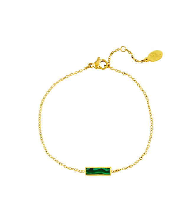 Marble Stone Bracelet