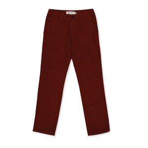 Dock Twill Pants Rust