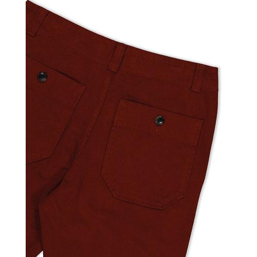 Outland Dock Twill Pants Rust
