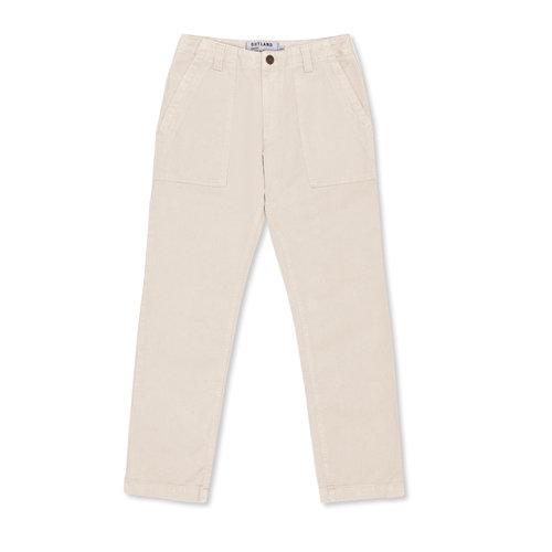 Outland Fatigue Pants Off-White