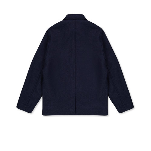 Outland Dubliner Wool Jacket Navy