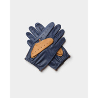 Café Leather Triton Driving Gloves Roasted/Marlin