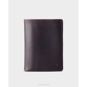 Costa Rica Slim Wallet Black Coffee