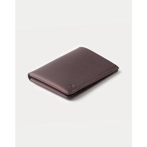 Jamaica Ultra Slim Wallet Black Coffee